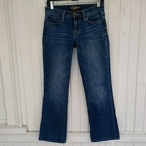 Lucky Brand Sweet N' Low Boot Jeans Size 4
